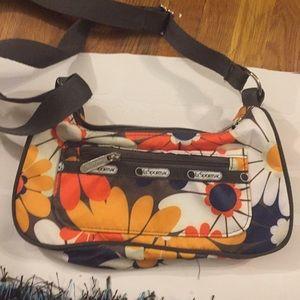 Cute LeSportsac floral purse